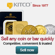 Gold Coins Silver Bars On