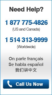 Kitco Support Hotline