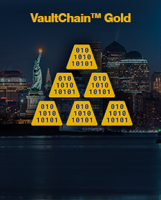 VaultChain Gold | Digital gold on blockchain, a secure way to diversify.