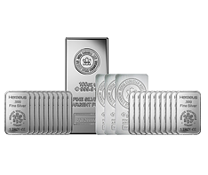 150 oz Silver Bullion Bars Bundle .999+