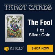 1 oz Silver Tarot