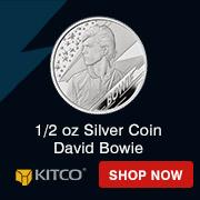 David Bowie Coin