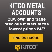 Kitco Metal Accounts