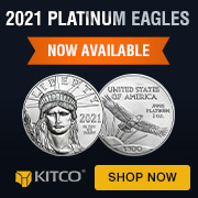 2021 1 oz Platinum American Eagle