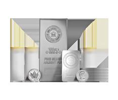 275 oz Silver Royal Canadian Mint Bundle