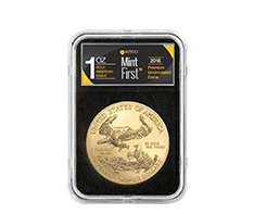 2018 MintFirst� 1 oz Gold Eagle