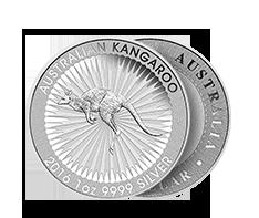 1 oz Silver Australian Kangaroo .9999