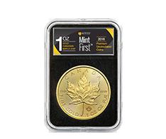 2018 1 oz Gold Maple Leaf