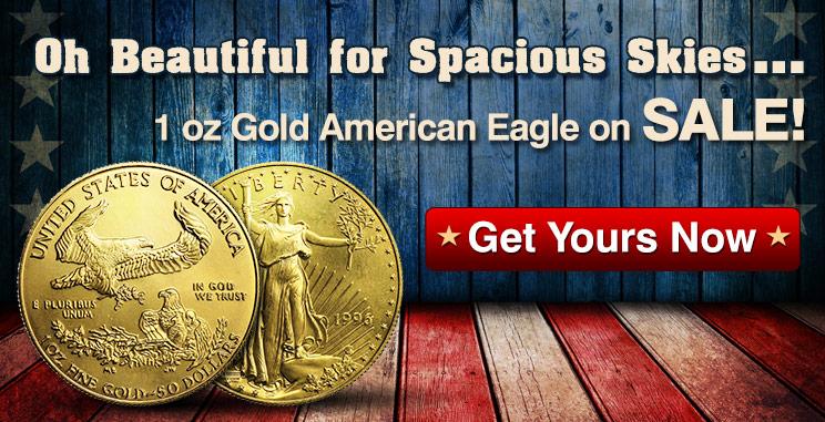 1oz Gold Eagle