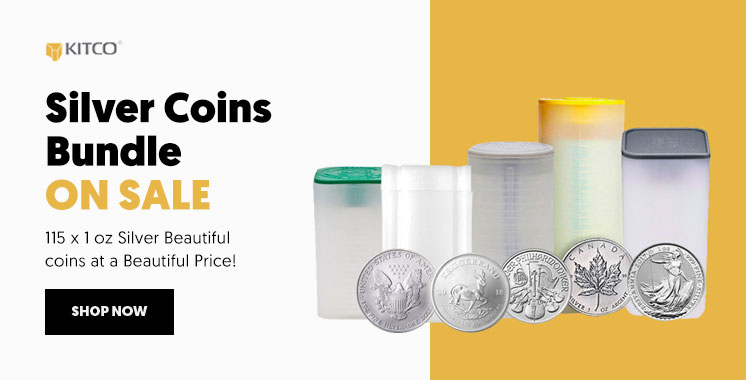 115 oz Silver Coins Bundle