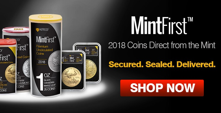 MintFirst Premium Uncirculated Coins