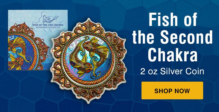 2 oz Fish of the Second Chakra