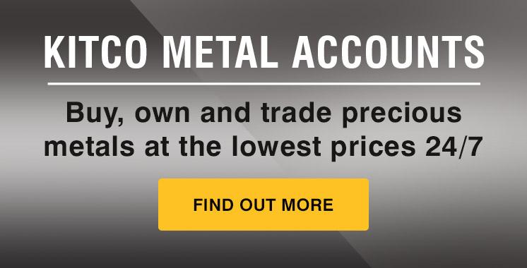 Kitco Metal Account