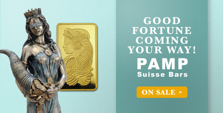PAMP Suisse Fortuna Bars
