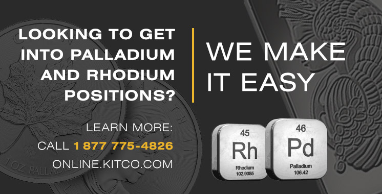 Rhodium and Palladium Awareness