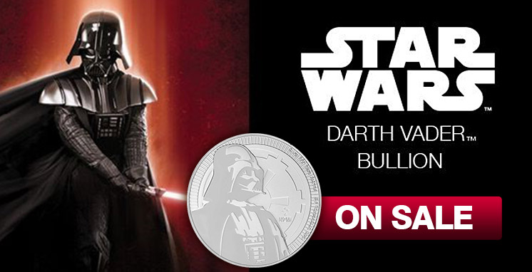 Star Wars Bullion Coin - Darth Vader