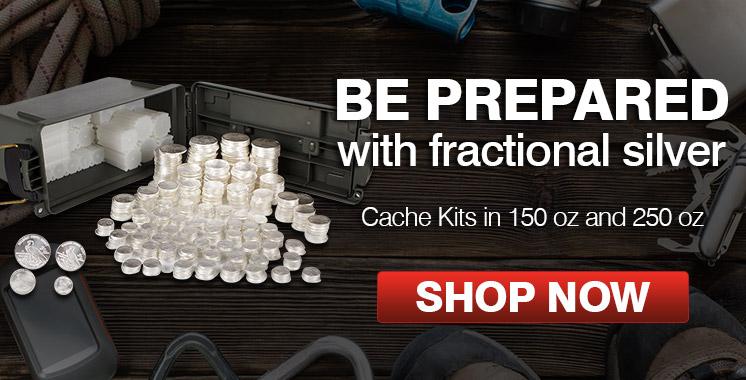Kitco Silver Cache Kits