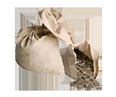 90% Silver Coins $100 Face Value Bag .900