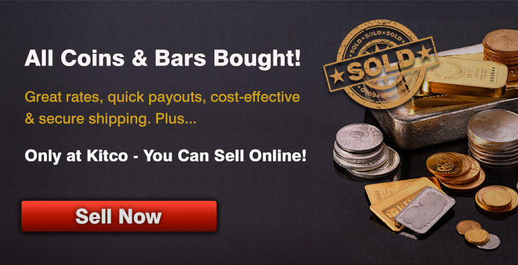 Buy and Sell Gold Coins at Kitco