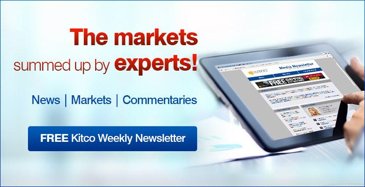 Free Kitco Weekly Newsletter