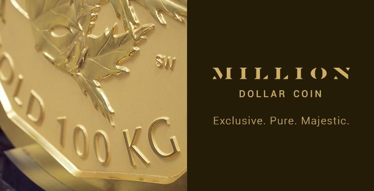 Million Dollar Coin