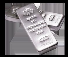 100 oz Silver Bar - PAMP Suisse
