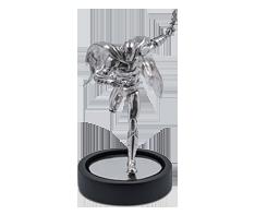 235 g Sterling Silver Miniature- Batman 80th Anniversary