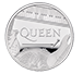 Buy 1/2 oz Silver Proof Music Legends Queen Coin (2020), image 0