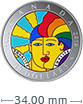 1/2 oz  Silver EQUALITY Coin (2019)