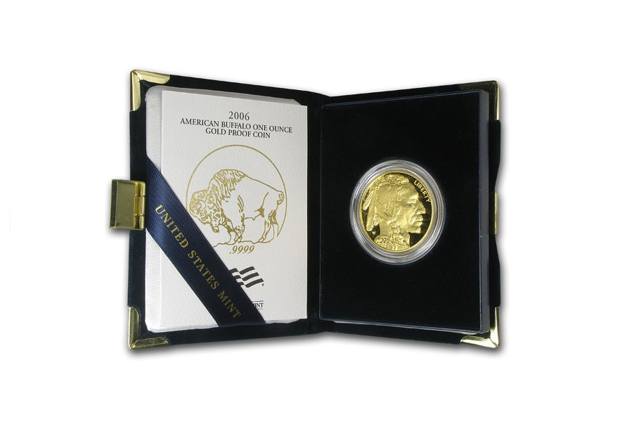 Buy 1 oz American Gold Buffalo Proof Coins, image 0