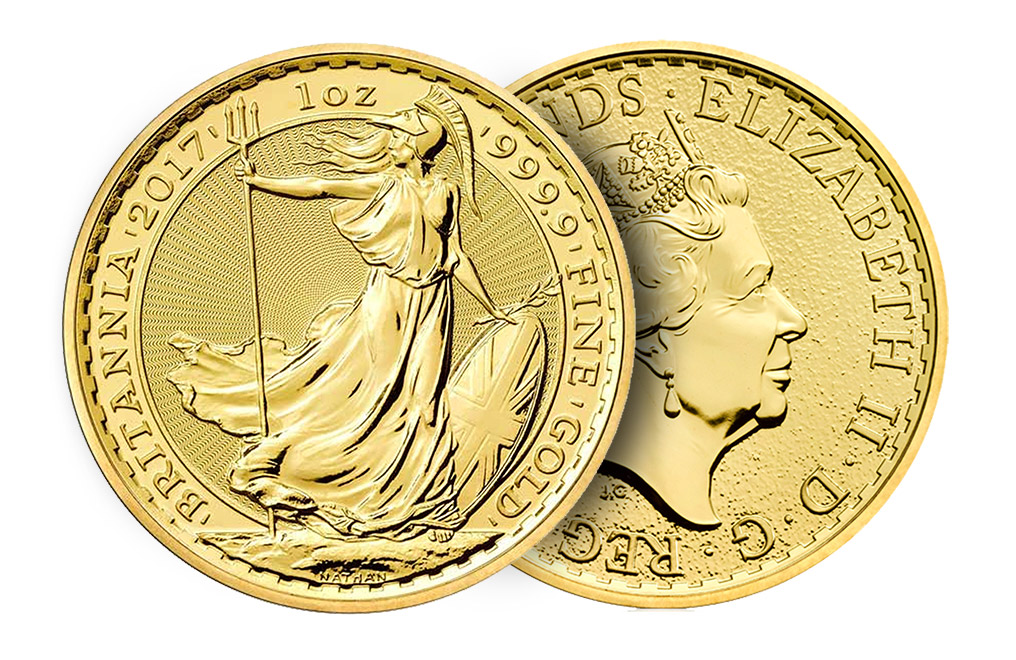 Buy 1 oz British Gold Britannia Coins, image 2
