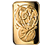 Buy 1 oz Gold Spiral of Life Bar, image 0