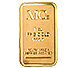 Buy 1 oz Gold Spiral of Time Bar, image 2