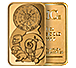 Buy 1 oz Gold Spiral of Time Bar, image 3