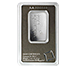 Buy 1 oz Platinum Valcambi Suisse Bars, image 1