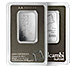 Buy 1 oz Platinum Valcambi Suisse Bars, image 2