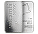 Buy 1 oz Platinum Valcambi Suisse Bars, image 5