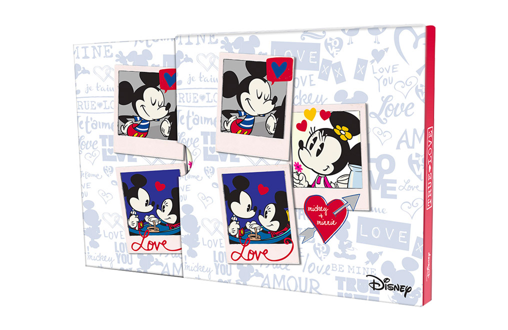 Buy 1 oz Silver Coin .999 -2019 Disney Love, image 4
