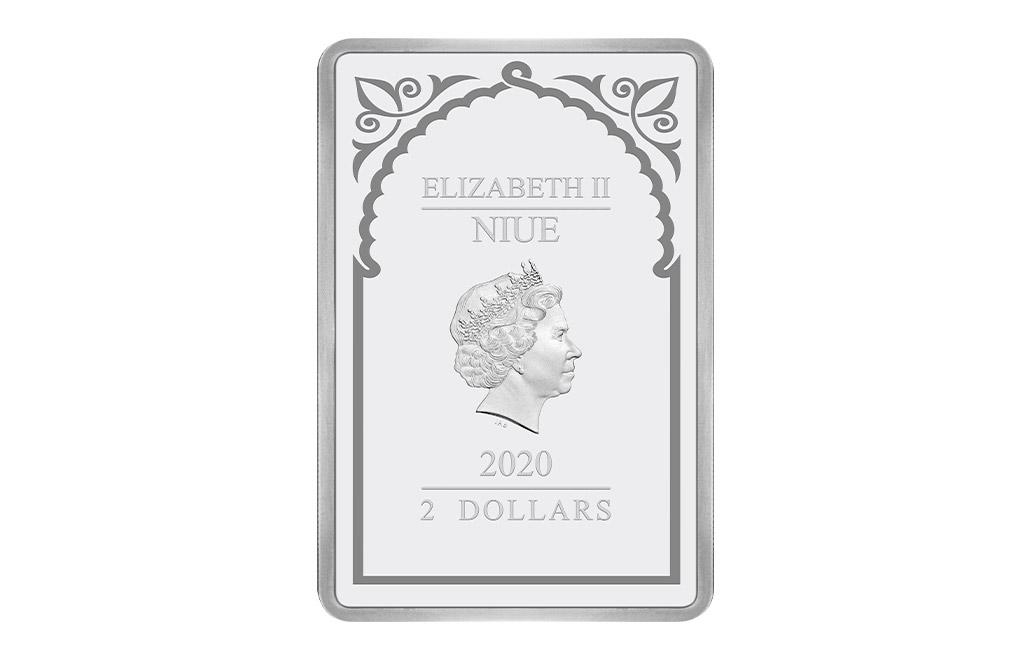Buy 1 oz Silver Coin .999 - Archangel-Gabriel (2020), image 1