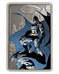 1 oz Silver Coin .999 -Caped Crusader™-Gotham City™