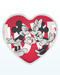 1 oz Silver Coin .999 - Disney - With Love