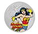 Buy 1 oz Silver Coin .999 - Justice League™- Wonder Woman™, image 0