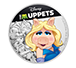 Buy 1 oz Silver Coin .999 - Muppets - Miss Piggy, image 0