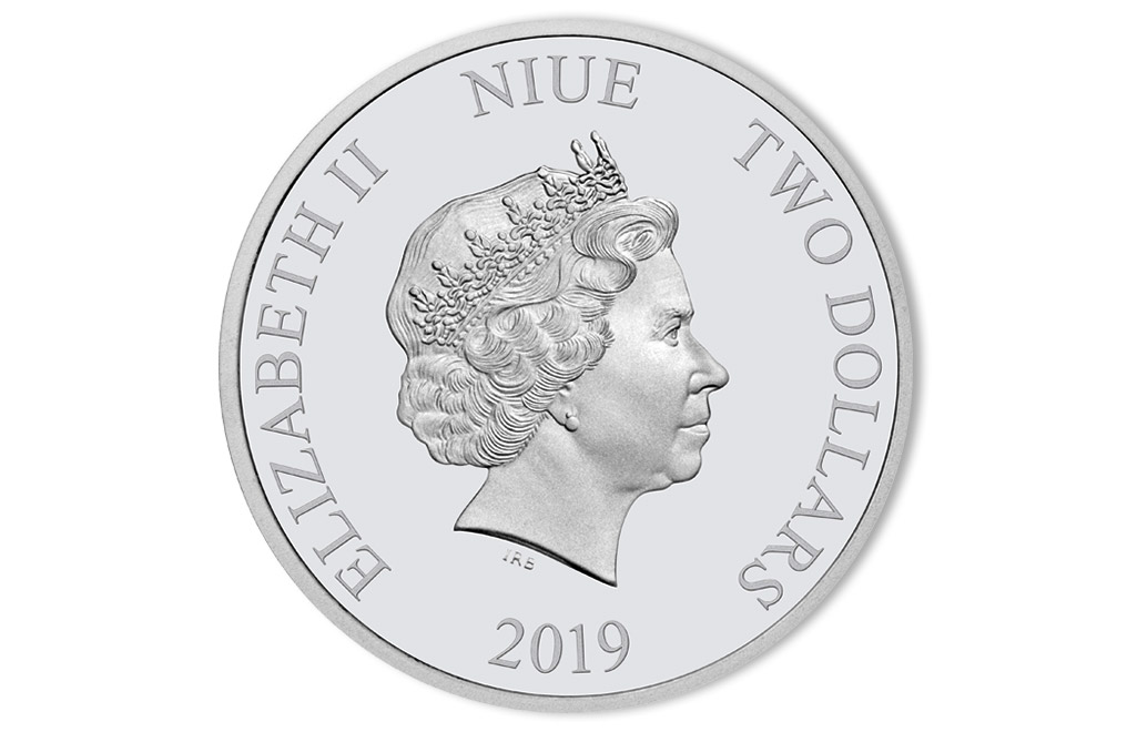 Buy 1 oz Silver Coin .999 - Muppets - Miss Piggy, image 1
