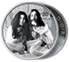 Buy 1 oz Silver Coin .9999 -Give Peace a Chance: 50th Anniversary, image 2