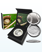 1 oz Silver Round .999 - Curved Domed 3D- Baseball