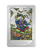 1 oz Silver Tarot Cards The Fool Coin (2021)