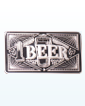 10 oz Silver Bar - 1 Beer .999