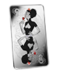 10 oz Silver Bar .999 - Queen of Hearts