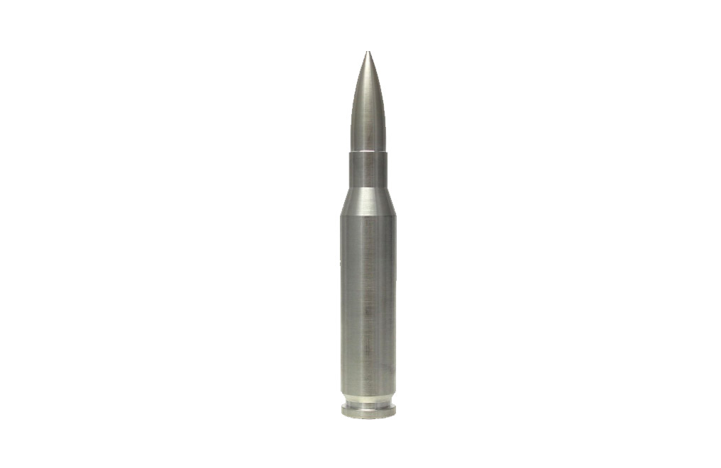 Buy 10 oz Silver Bullet .50 Caliber Replica .999, image 0